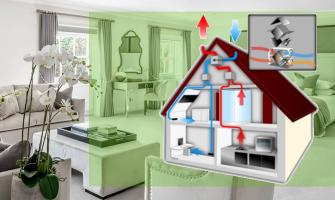 Controlled Mechanical Ventilation - VMC