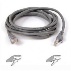 CABLE SNAGLESS STPC6 2M GRIS BELKIN