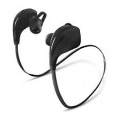EARPHONES BT SPORT BLACK (BLUETOOT