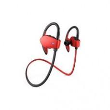 EARPHONES SPORT 1 BLUETOOTH RED (B