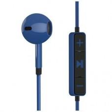 EARPHONES 1 BLUETOOTH BLUE (BLUETO