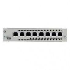 HP 8-PORT 10-GBE SFP  V2 ZL MODULE