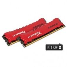 8GB 1600 DDR3 DIMM KIT2 SAVAGE