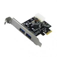 PCI EXP 2 USB 3.0 PORTS L.PROF ADAP