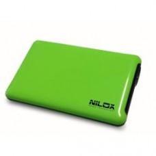 BOX USB 3.0 2.5P VERDE MELA