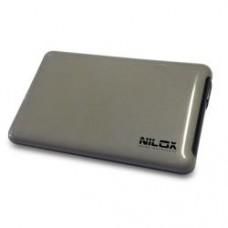 BOX USB 3.0 2.5P ARGENTO