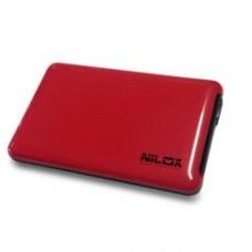 BOX USB 3.0 2.5P ROSSO