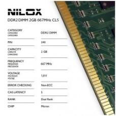 RAM DDR2 DIMM 2GB 667MHZ CL5